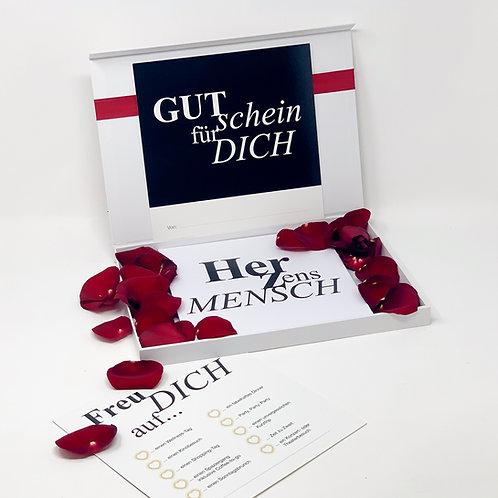"""loveBOX 10 / """"Herzensmensch!"""""""