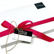 1 x hochwertige Geschenkbox (30x21x2cm)