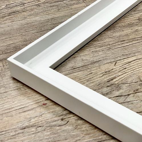 stempelBILD / Holzrahmen (handgefertigt)