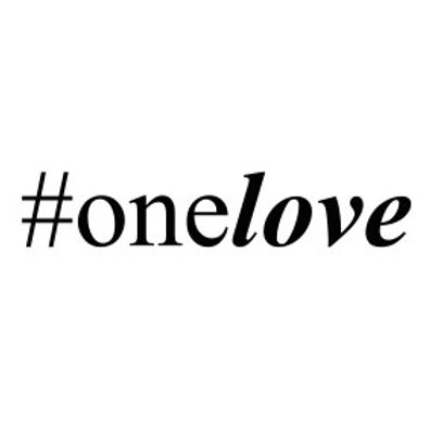 "typoMAGNET Plus / Liebe ""#onelove!"""