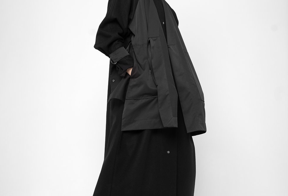 SATAKO COAT (WATER REPELLENT)