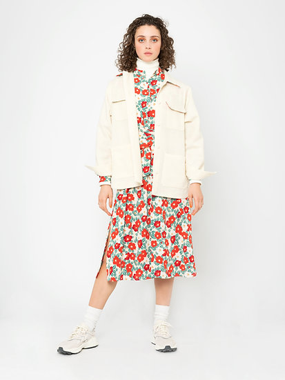 OVERSHIRT WITH MULTI POCKETS
