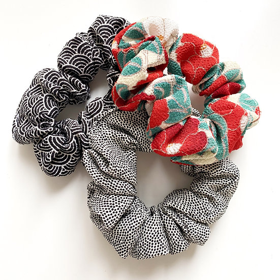 MINI SCRUNCHIES TRIPLE PACK