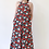Thumbnail: DRESS WITH LARGE PLEAT