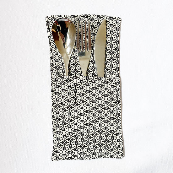 CUTLERY BAG 4 PACK