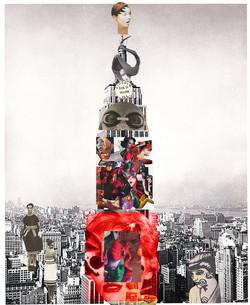 NewYork Eyeful Tower