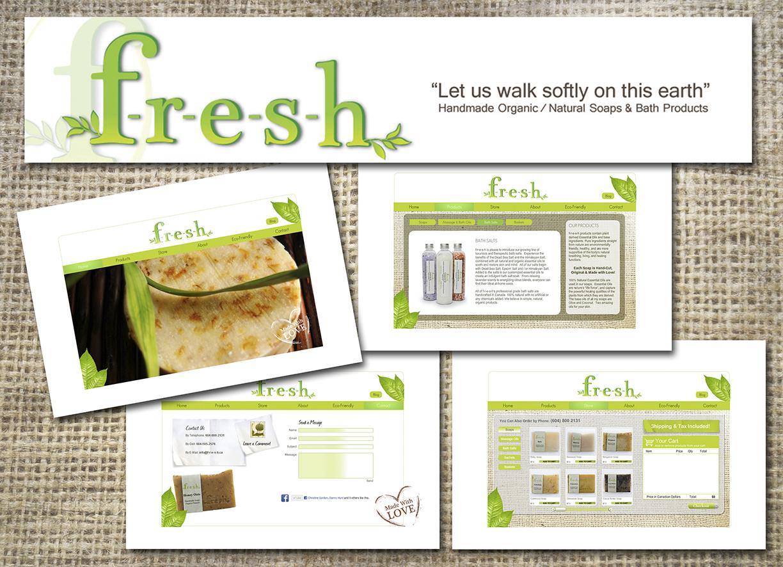 f-r-e-s-h Branding