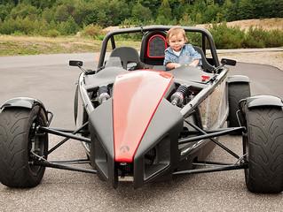 Daddy's Dream Car (The Ariel Atom)