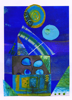 The House of the Future (blue), 2017