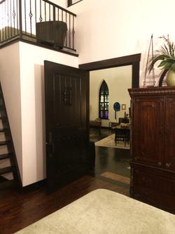 Bedroom Doorway
