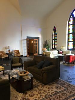 The Sanctuary Room
