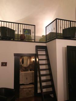 Bedroom Loft Evening