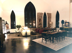 Sanctuary Room Night
