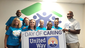 United Way Day of Caring 9/17/21