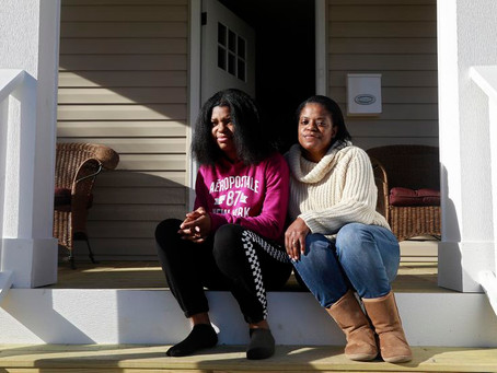 HabitatSHR in the News: A New Home for the Wilsons