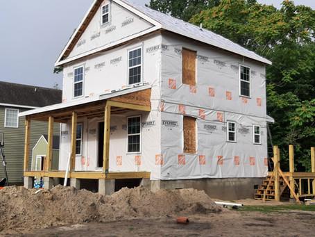 Randolph Street Build Update