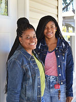 Lekisha Wilson and Daughter- house.jpg
