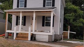 Randolph Street- Habitat Young Professionals Build