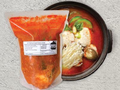 Seafood Tofu Stew 1L