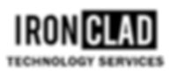 Ironclad Logo B&W.png