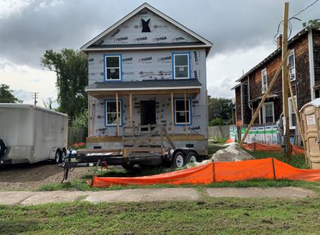 This Week in Construction: Seaboard Ave Sept 16, 2020