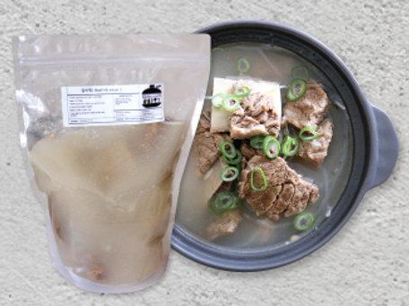Beef Rib Soup 1L