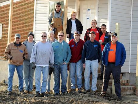 Sponsor Build: First Settlers Region Porche Club