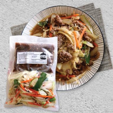 Marinated Beef Bulgogi 700g