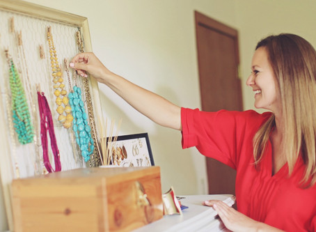 Confessions of a Professional Organizer