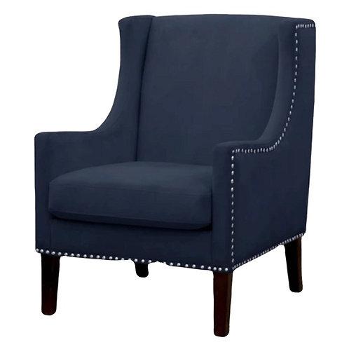 "Jackson Wingback Chair [QTY 6, 36""H x 31""W x 28""D]"