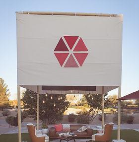 Corporate Logoed Modern Tent  3.jpg