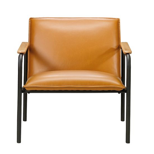 """Saddle Lounge Chair [QTY 4, 27""""H x 26""""W x 29""""D]"""
