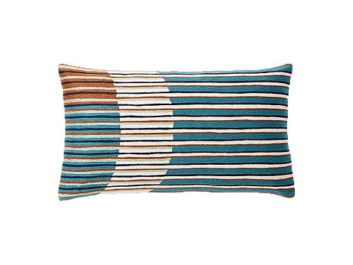 "Native Stripe Lumbar Pillow [QTY 10, 20"" x 10""]"