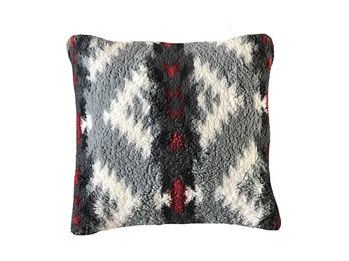 """Red and Black Tribal Pillow [QTY 6, 20"""" x 20""""]"""