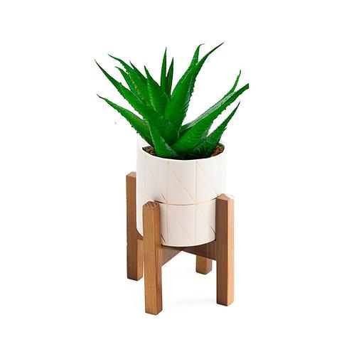 """Tribal Plant Stand [QTY5, 5.5""""L x 5.5""""W x7.5""""H]"""
