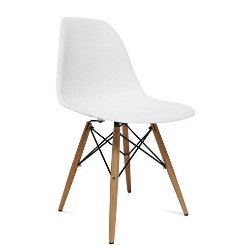 "White Bucket Chair [QTY 130, 35""H x 17""W x 18""D]"