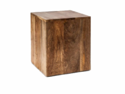 Square Wood Accent Table [QTY 6]