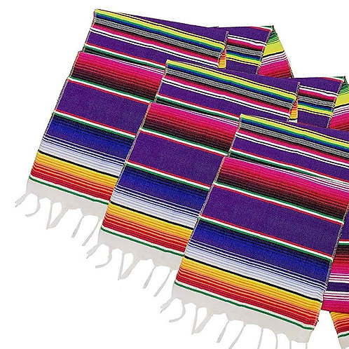 """Mexican Table Runner [QTY10, 14""""W x 84""""L]"""