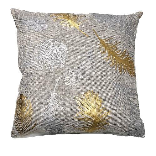 Linen Feather Pillow