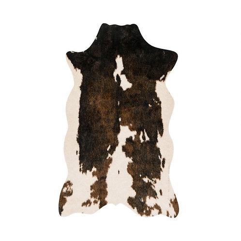 Medium Cowhide Rug - Brown [QTY 2, 6.5' x 5']