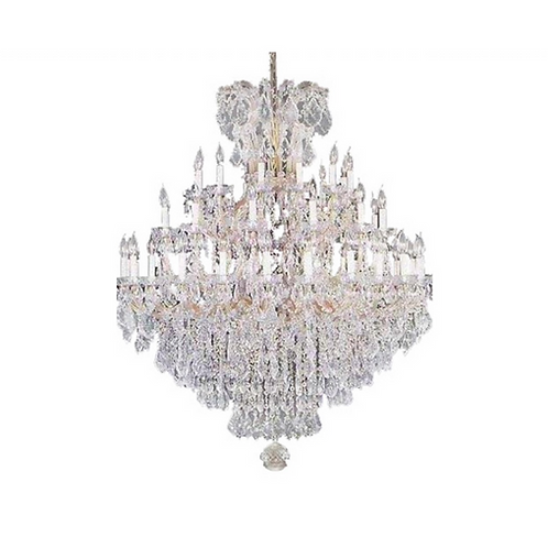 Crystal Chandelier [QTY 1, 5']