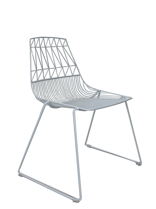 The Hudson Dining Chair - White [QTY 125]