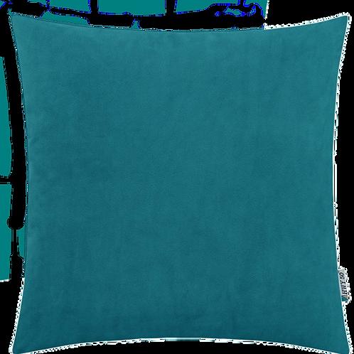 """Turquoise Velvet Pillow [QTY 6, 20 """"x 20""""]"""