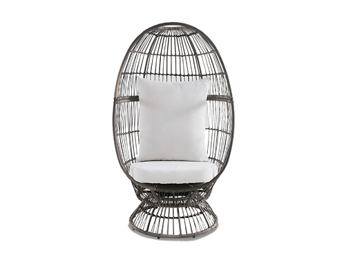 Tribal Wicker Egg Chair [QTY 4]
