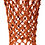 Thumbnail: Oversized Macrame Pendant [QTY 1 of each, 4', Cream, Turquoise, Orange]