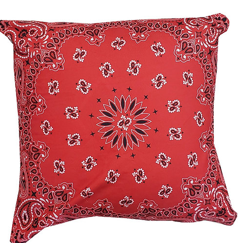 Red Southwestern Pillow [QTY 6]
