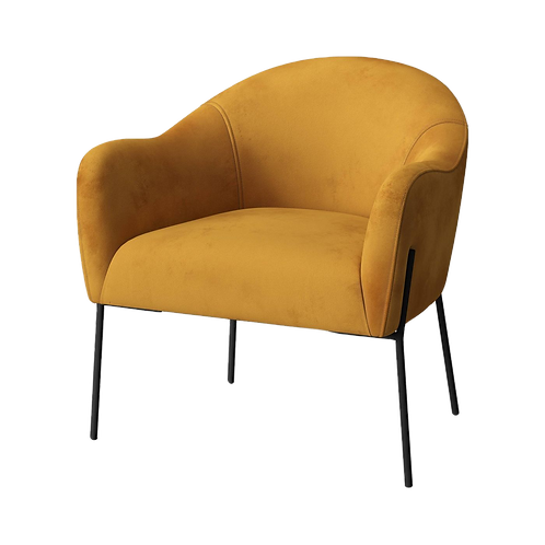 "The Henry Accent Chair [QTY 4, 29""H x 27""W x 26""D]"