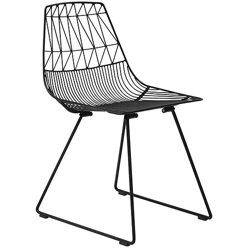 The Hudson Dining Chair - Black [QTY 150]