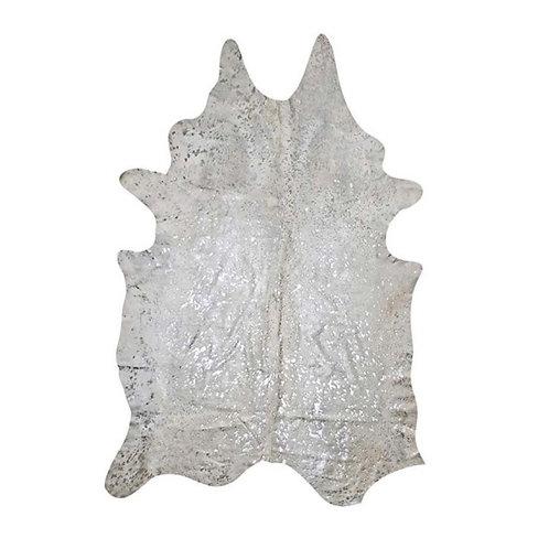 Medium Cowhide Rug - Metallic [QTY 2, 6.5' x 5']