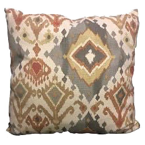 Indian Ikat Pillow [QTY 4]